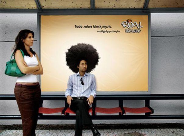 Marketing non convenzionale-Guerrilla Marketing - Che testa!!