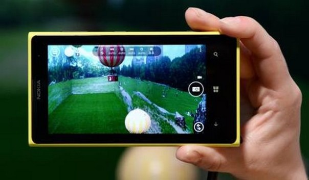 Nokia introduces new Lumia 1020 smartphone